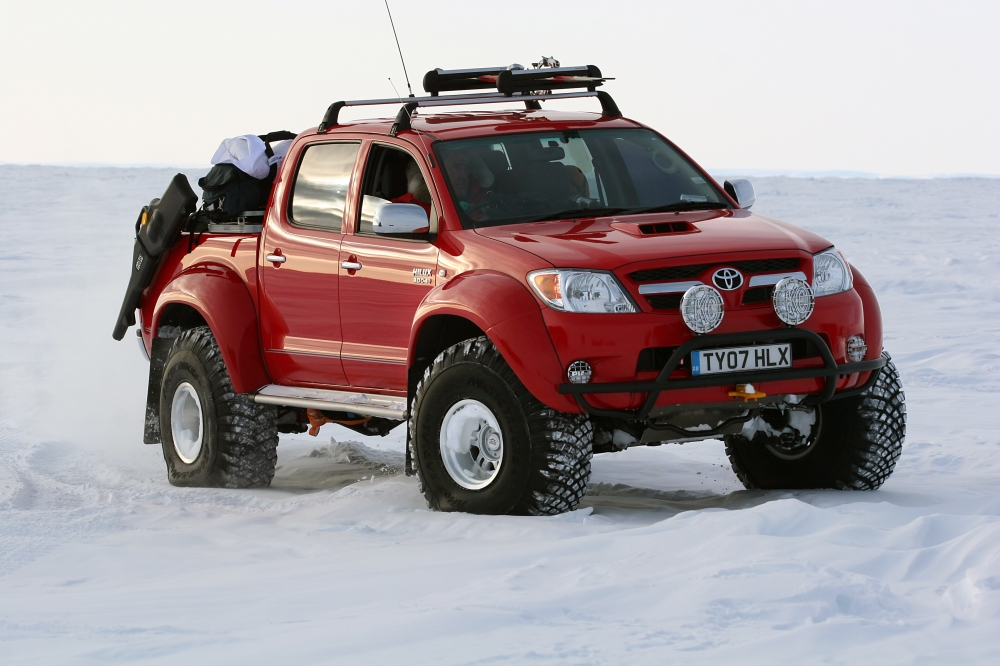 Toyota Hilux At35 Arctic Trucks Poland The Official